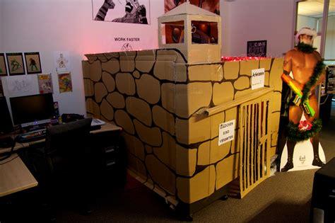 erik cardboard fort  escapist