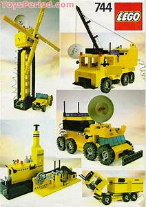 Lego 744 Universal Building Set Set Parts Inventory And