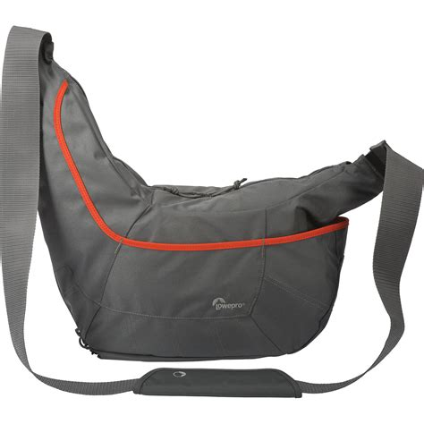 lowepro passport lowepro passport sling iii gray orange lp36658 b h