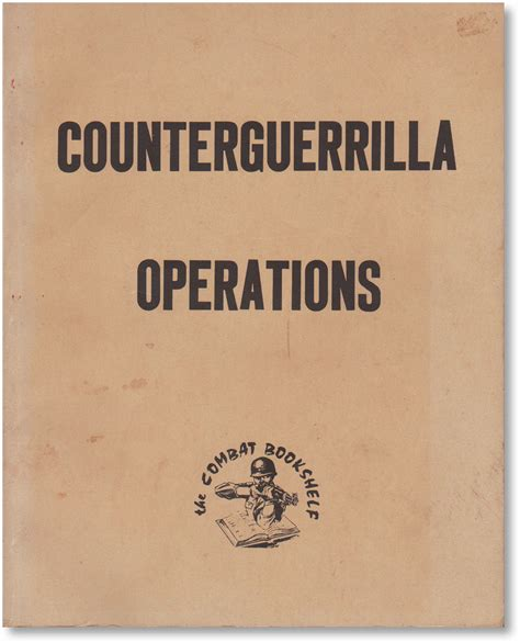 Field Manual No. 31-16: Counterguerrilla Operations