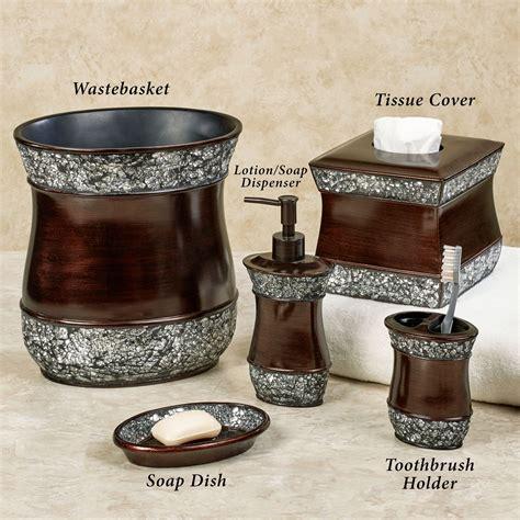 bathroom accessories elite handpainted bath accessories