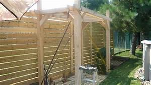 Abri Pour Barbecue Exterieur : photo gallery comment construire un abri pour barbecue ~ Premium-room.com Idées de Décoration