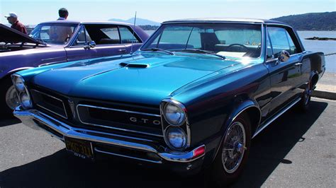 The Best Muscle Cars Of The '60s