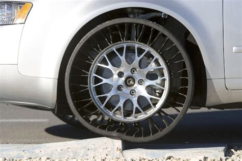 Michelin Announces It Will Mass-produce The Tweel Airless Tire