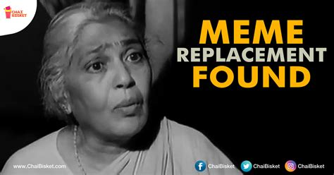 Reaction Memes What If Legendary Nirmalamma Gaaru Replaces