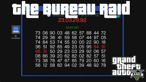 the bureau xbox 360 how to hack the server terminal the bureau raid gta v guide xbox 360 ps3 pc