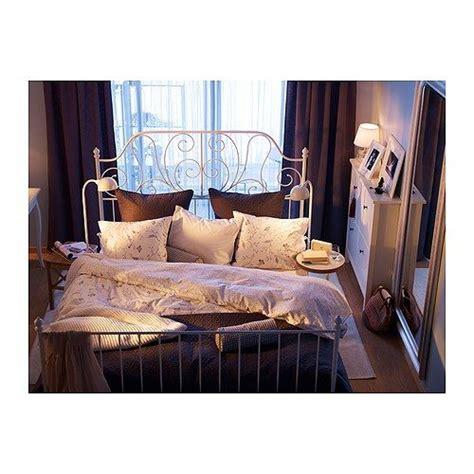 Ikea Leirvik Bed by Leirvik Bed Frame White Lur 246 Y