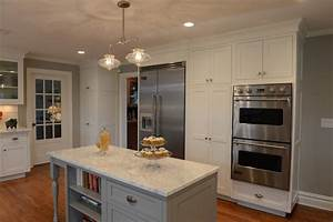 flat panel white paint flush inset cabinetry with gorgeous With kitchen colors with white cabinets with zebra print candle holders
