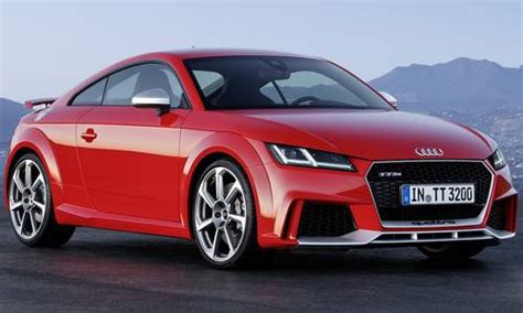 Gambar Mobil Audi Tt Coupe by New Audi Tt Rs Coupe Car Configurator And Price List 2018