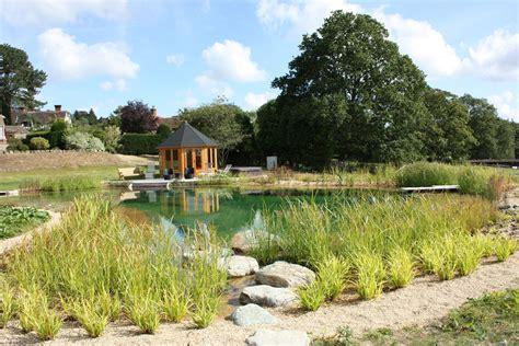 Gartenart  Portfolio  Swimming Pond, Kent