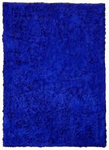Bleu De Klein : yves klein monochrome bleu sans titre ikb 46 1955 ~ Melissatoandfro.com Idées de Décoration