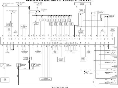 2007 dodge ram 1500 wiring diagram wiring