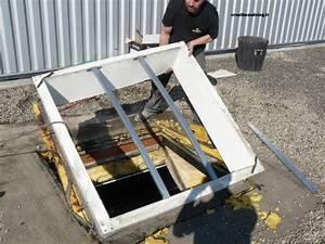 Fenetre De Toit Fixe Prix : coupole de toit skydome fenetre de toit ~ Premium-room.com Idées de Décoration