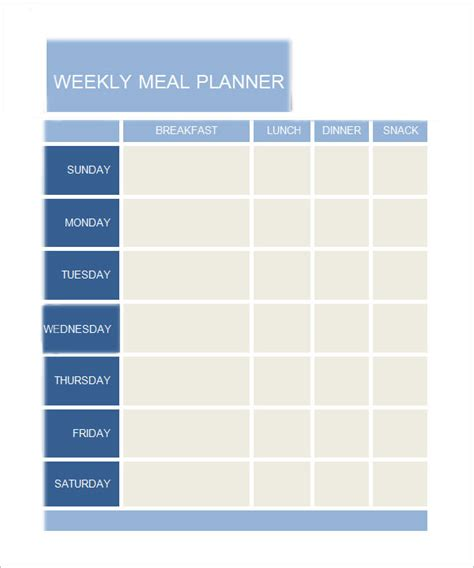 daily planner template   documents   word