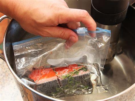 formation cuisine sous vide sous vide salmon