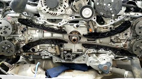 Repaired Engine Rattling Noise Subaru Impreza