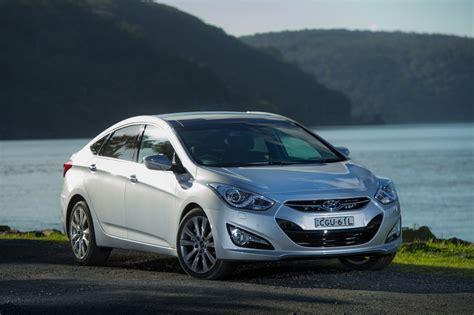 2012 Hyundai I40 Sedan Expands Midsize Lineup Photos