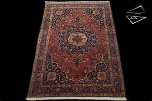 Tabriz Persian Carpet by Persian Tabriz Rug 7 X 11