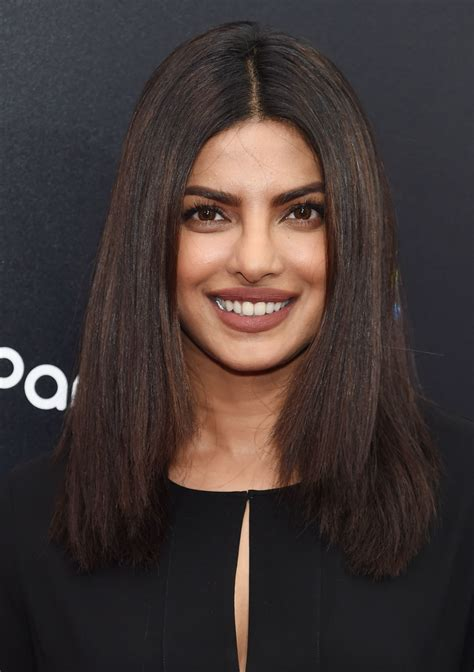 priyanka chopra   flattering haircuts  women