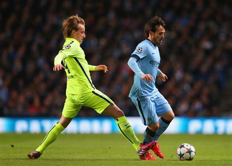 Manchester City 3-1 Barcelona Video Highlights