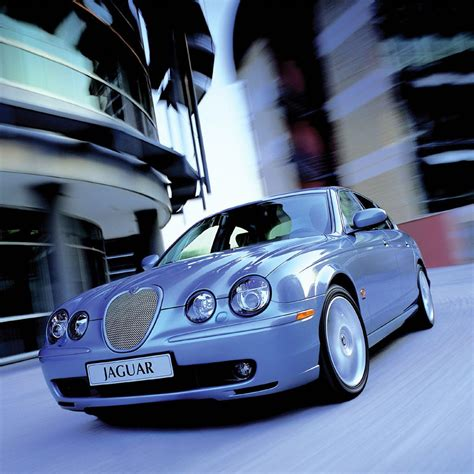 Jaguar S-type Luxury Sedan