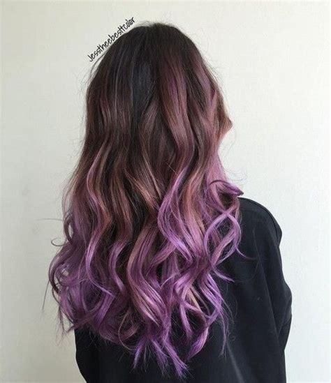 20 Purple Ombre Hair Color Ideas Estilos Hair Pastel