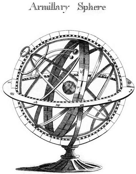 From Old Books: Heaven for the Visual Bibliophile | Globe tattoos, Celestial sphere, Science