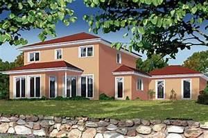 Stadtvilla Mit Garage : individuell geplant mediterrane stadtvilla mit ~ Lizthompson.info Haus und Dekorationen