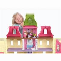 fisher price dream dollhouse Fisher-Price Loving Family Dream Dollhouse - GamesPlus