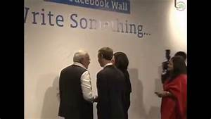 PM Modi pushed away Mark Zuckerberg to Pose for a Photo ...