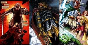 Thor And Odin Vs Michael And Lucifer - Battles - Comic Vine