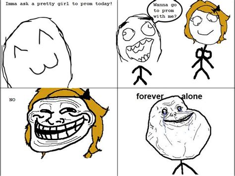 Forever Alone Know Your Meme - image 251072 forever alone know your meme