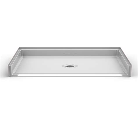 Shower Base 54 X 36 - curbed 54 quot x 36 quot shower pan curbed threshold 3 4 quot curb