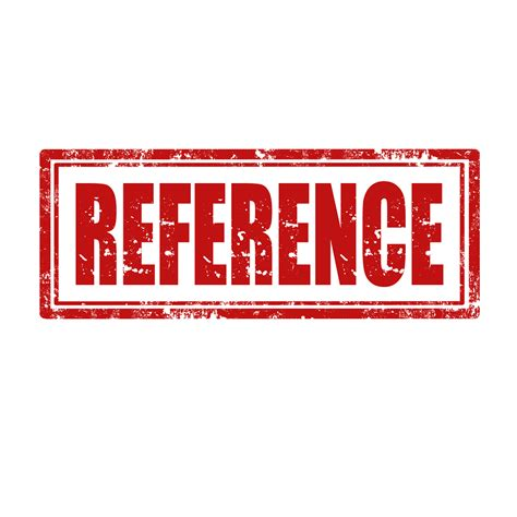 References Or Reference by Ask For Professional References The Right Way