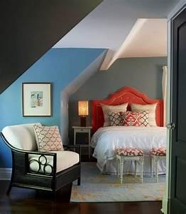 Farben Für Kleine Räume Mit Dachschräge : schlafzimmer mit dachschr ge gem tlich gestalten freshouse ~ Markanthonyermac.com Haus und Dekorationen