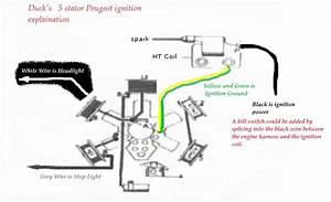 5 Wire Ignition Switch Wiring Diagram