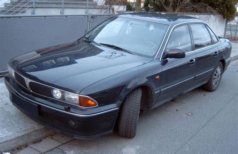 1994 Mitsubishi Galant by 1994 Mitsubishi Galant Vii Sedan Pictures Information