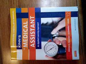 Kinn U0026 39 S The Medical Assistant