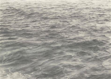 Vija Celmins (b. 1939) , Untitled (Ocean) | Christie's