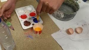 pintura al temple, como preparar un temple de huevo viviendo el arte
