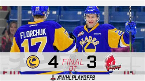 #WHLPlayoffs Tonight: March 27, 2019 – WHL Network