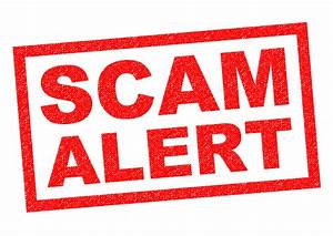 More Attempts At Scams To Be Careful Of  U2013 Prof  Allan Manning U0026 39 S Blog