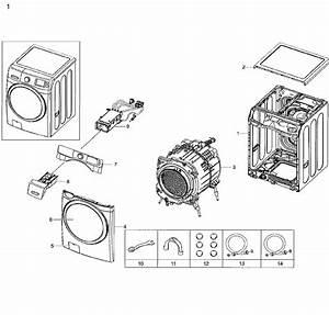 Samsung Model Wf42h5200ap  A2