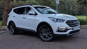 Suv Hyundai 2017 : hyundai santa fe active x 2017 review weekend test carsguide ~ Medecine-chirurgie-esthetiques.com Avis de Voitures
