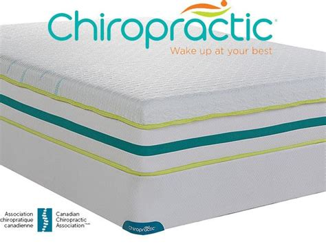 chiropractor recommended mattress springwall chiropractic kindle plush mattress luxurious
