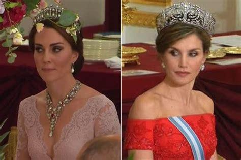 Sneak Peek Inside The Royal Dressing Box Kate