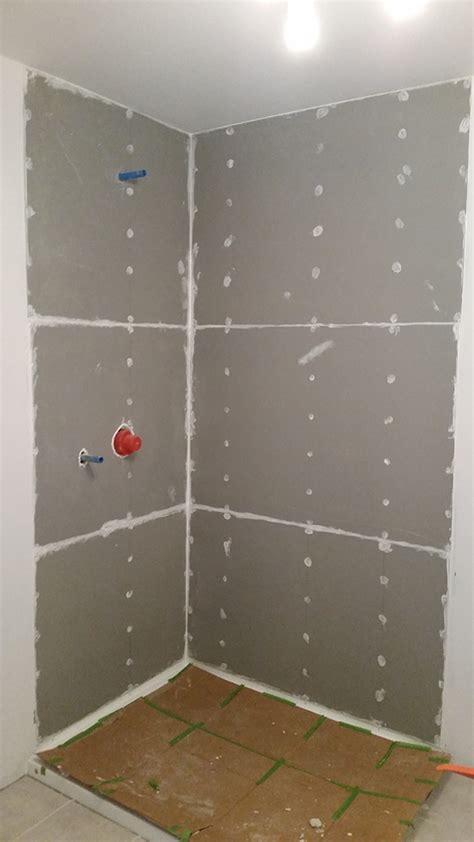 densshield tile backer sds shower should i redo this wall to avoid a mold sandwich