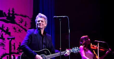 How Jon Bon Jovi Past Tribulations Inspired His New