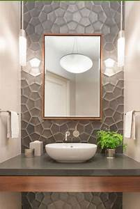 59 Phenomenal Powder Room Ideas  U0026 Half Bath Designs In