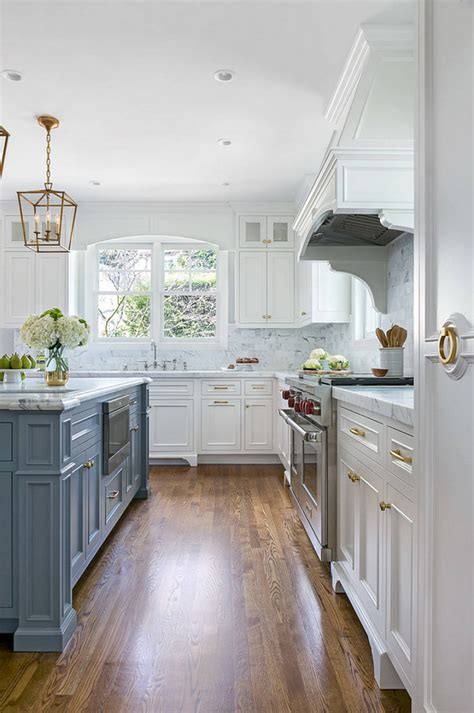 white kitchen with gray island white kitchen with stacked cabinets and grey island home 1835